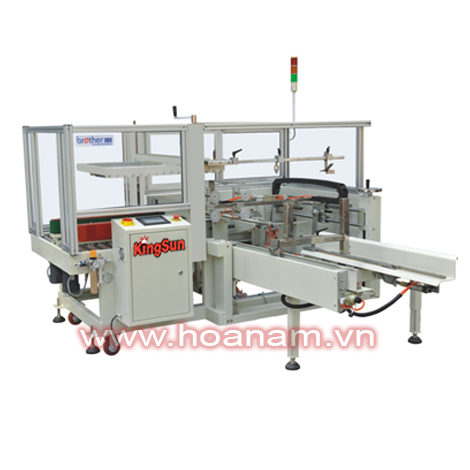 Carton Erector&Bottom Sealer