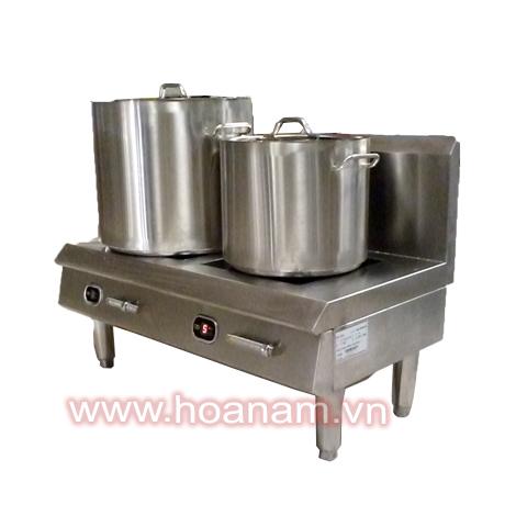 Kết quả hình ảnh cho bếp từ công nghiệp kingsun