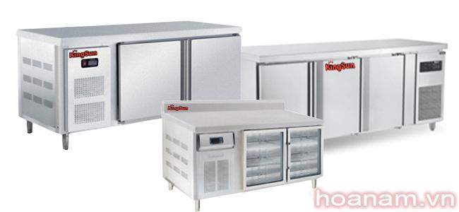 bàn lạnh,bàn sơ chế,bàn inox,ban lanh,ban so che